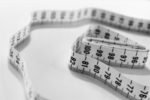 Weegschaal versus centimeters | Burnthefat